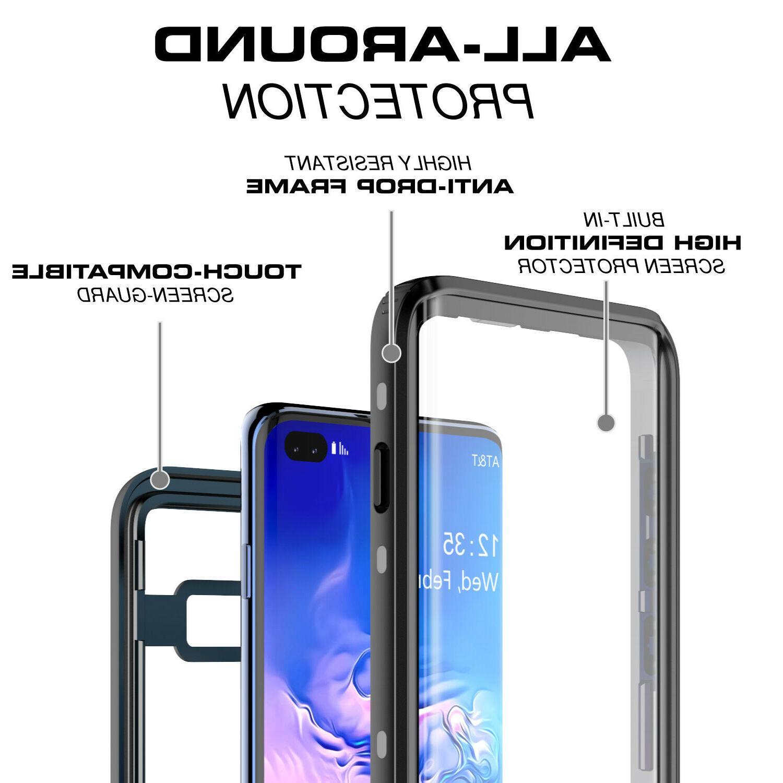 For Galaxy Plus Case Waterproof Heavy Duty