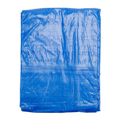 Grizzly Tarps Duty Waterproof Camping/Boats, Blue