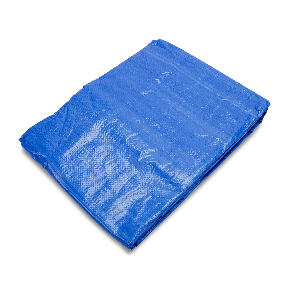 Grizzly 5Mil Duty Waterproof Tarp Camping/Boats,