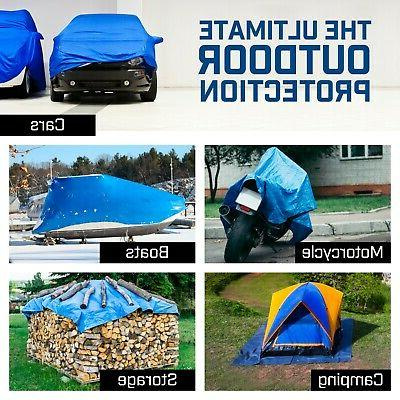 Grizzly 5Mil Camping/Boats,
