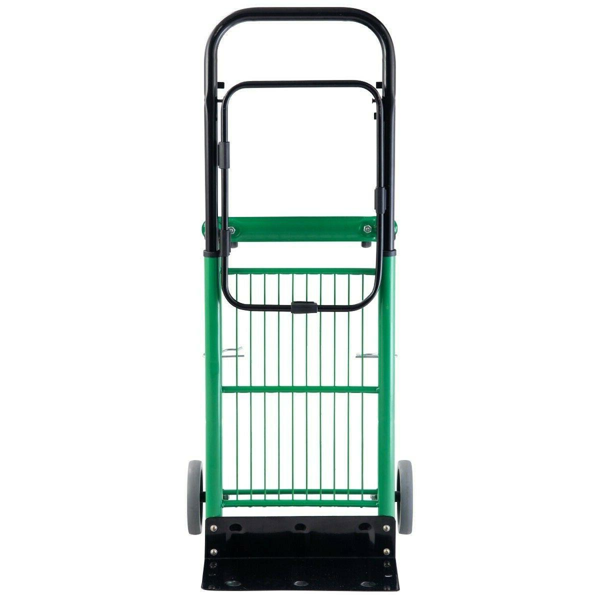 Hand Foldable Cart Heavy Duty Folding