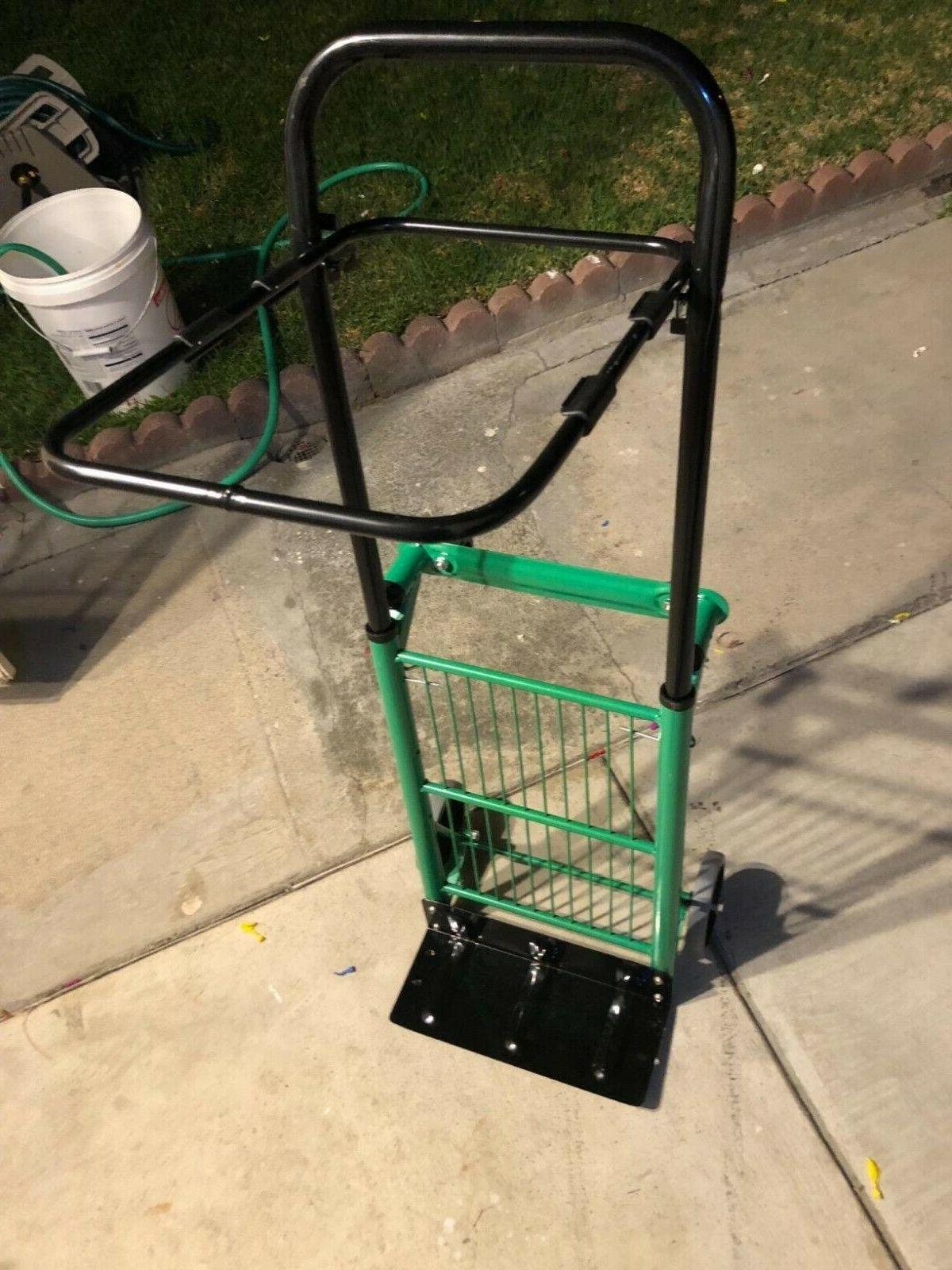 Hand Foldable Cart Duty Folding
