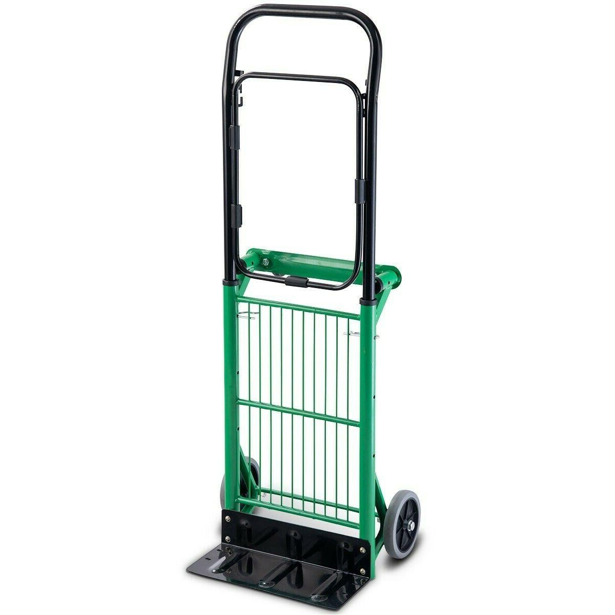 Hand Foldable Cart Heavy Duty Handtruck