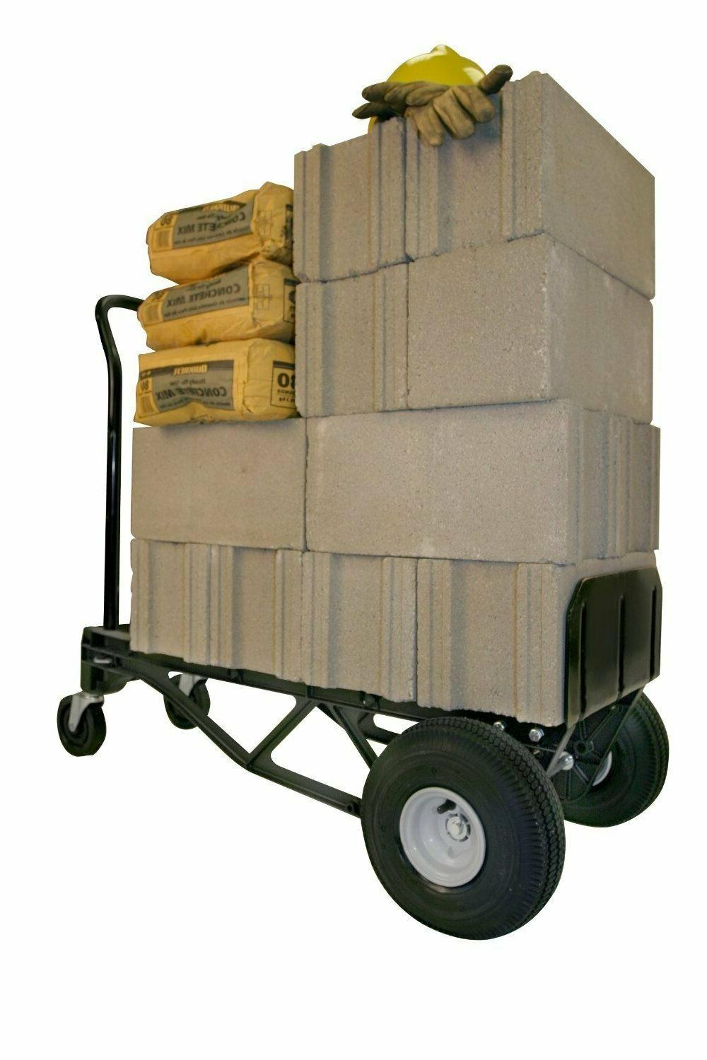 Hand Truck Stair Foldable Duty Cart Wheeled