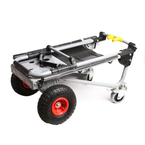 Hand Dolly 800 lb Dual Capacity Cart