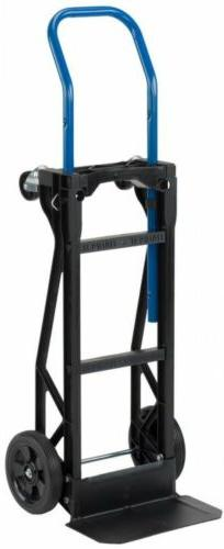 Hand Moving 2-in-1 Steel Cart 400 lb.