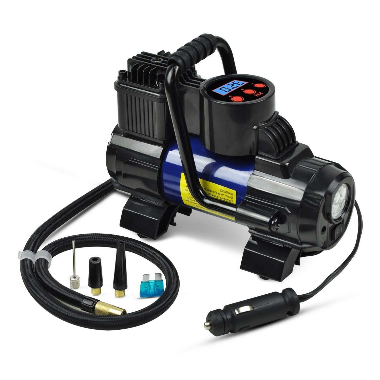 Heavy 150PSI Car Tire Inflator Pump Compressor