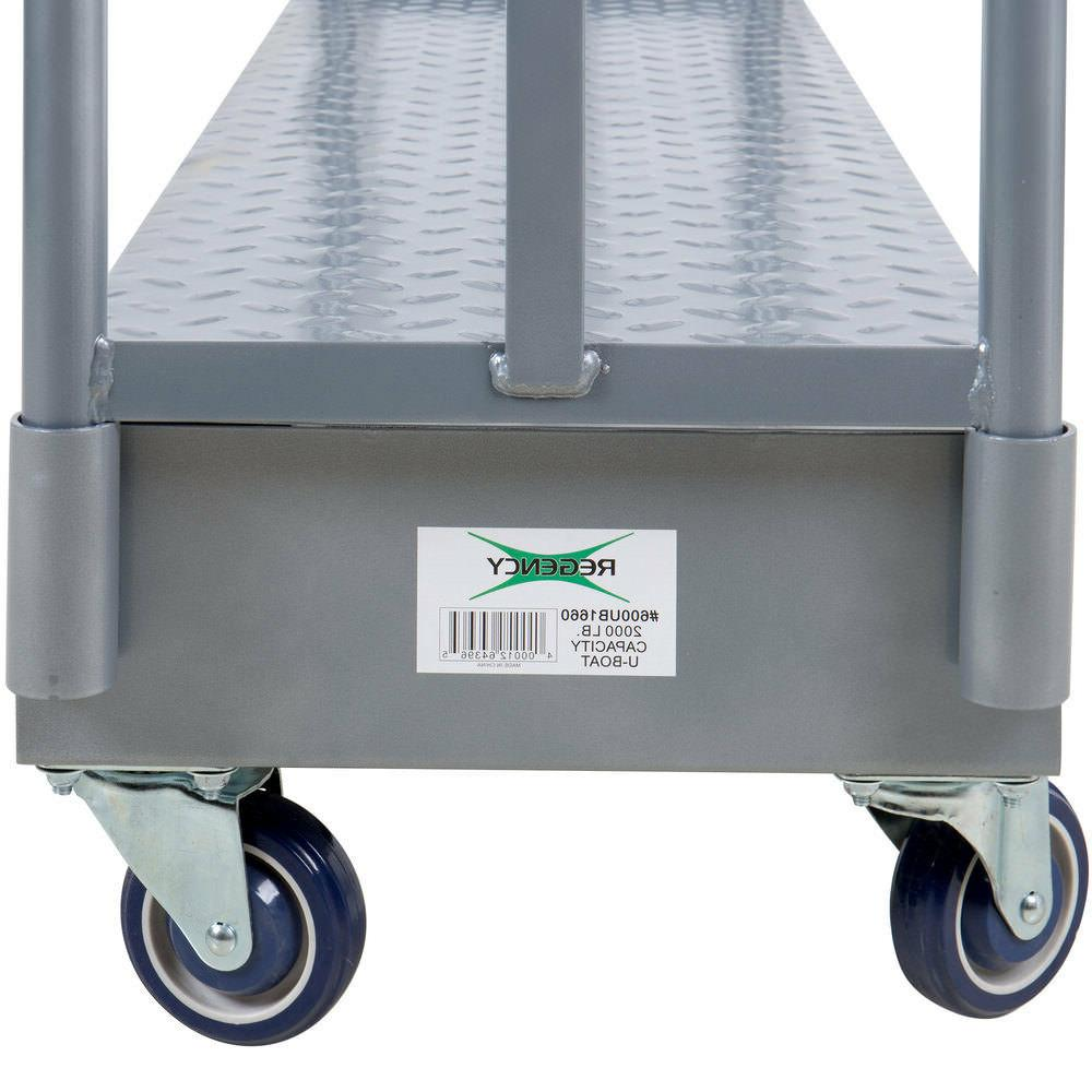 Heavy Duty x 63 Utility Material Cart Hand Truck