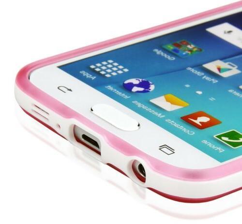 Heavy 1 Case【Armor Shockproof Hybrid】For Samsung Galaxy S6
