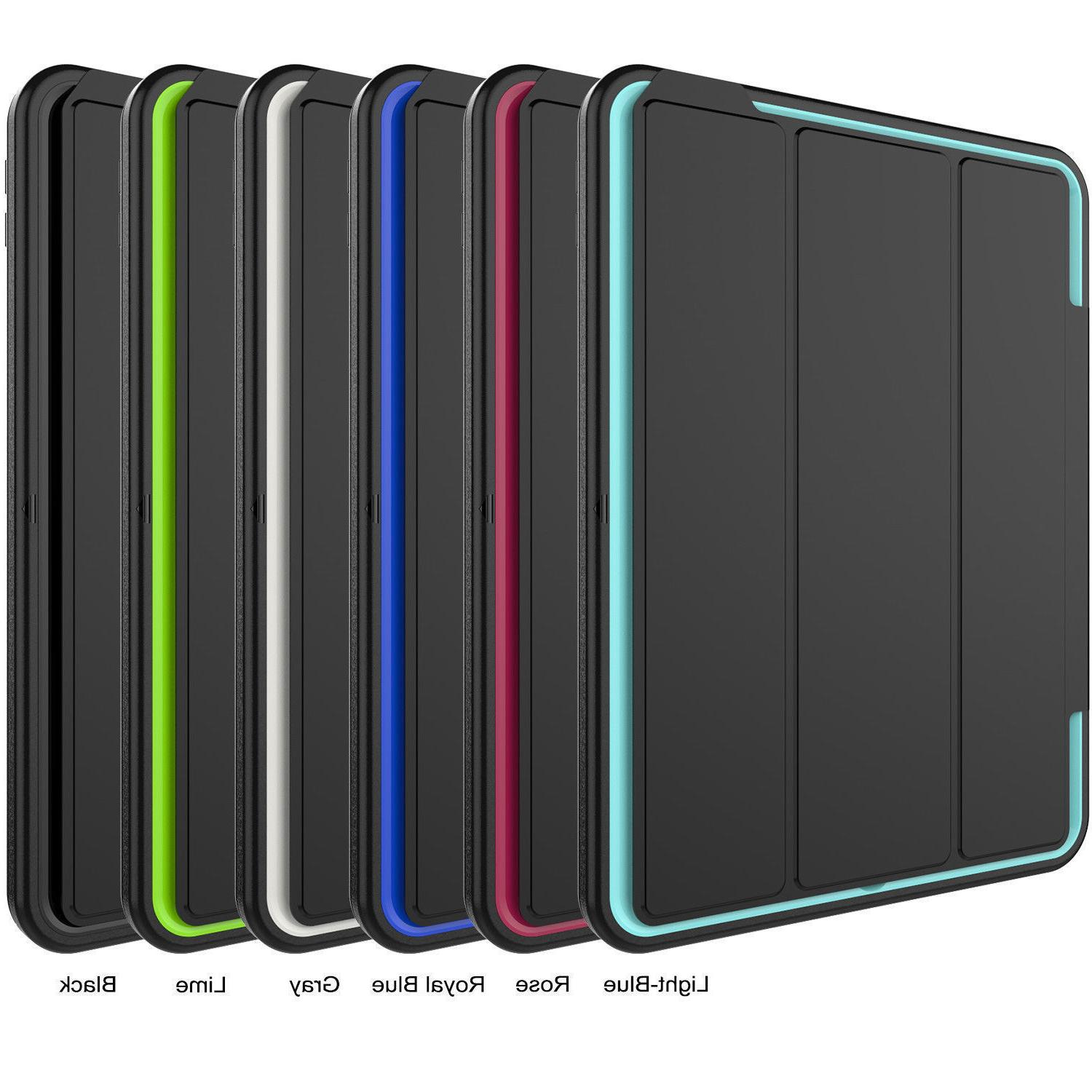 Heavy Duty 3 in 1 PC Case iPad 6th 9.7 inch