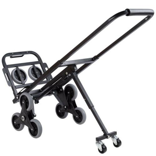 Heavy Climber Foldable Dolly Cart Trolly