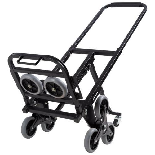 Heavy Duty 420lb Climber Foldable Dolly Trolly