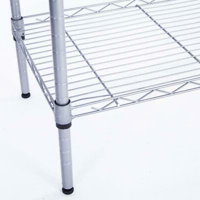 Heavy Duty 5 Wire Metal Shelf Adjustable