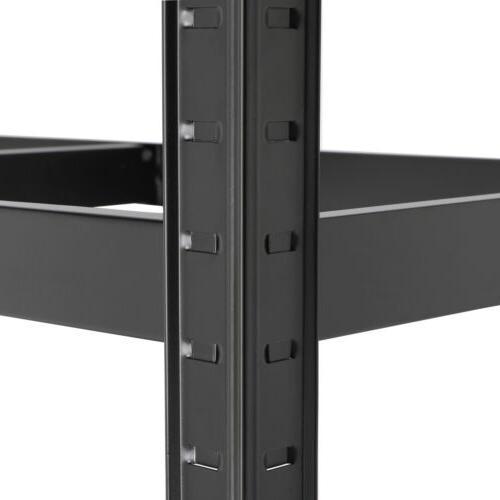 Heavy Duty Shelf Garage Steel Metal Storage 5 Rack