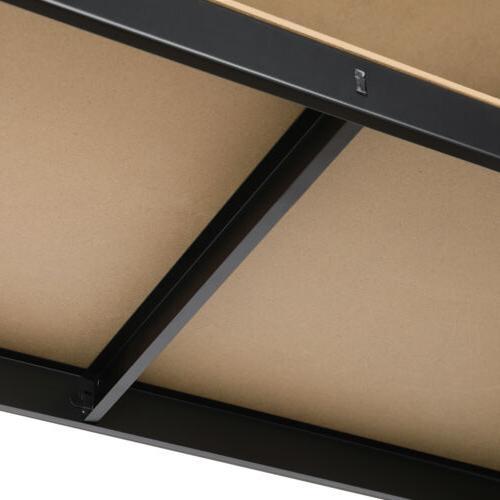 Heavy Duty Garage Steel 5 Level Adjustable Shelves Rack