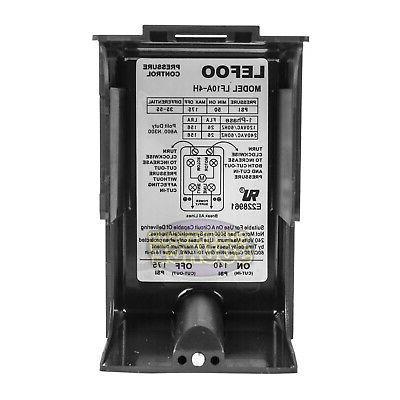Heavy Amp Air Compressor Pressure Switch PSI