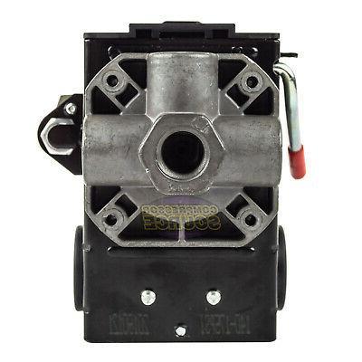 Heavy Amp Switch Control Valve PSI