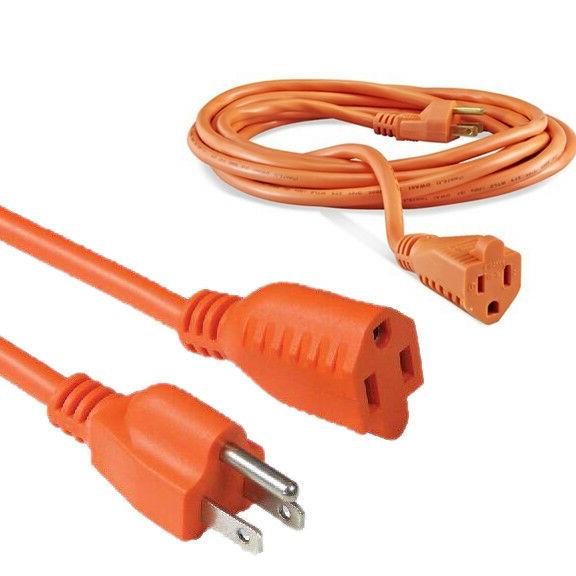 heavy duty appliance ac extension cable ul
