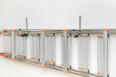 Heavy Duty Garage Storage/Utility Hooks with EVA Protector