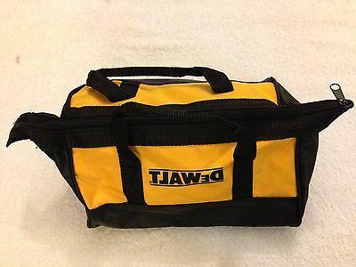 """New Dewalt Heavy Duty  Ballistic Nylon Tool Bag 11"""" for DCD7"""
