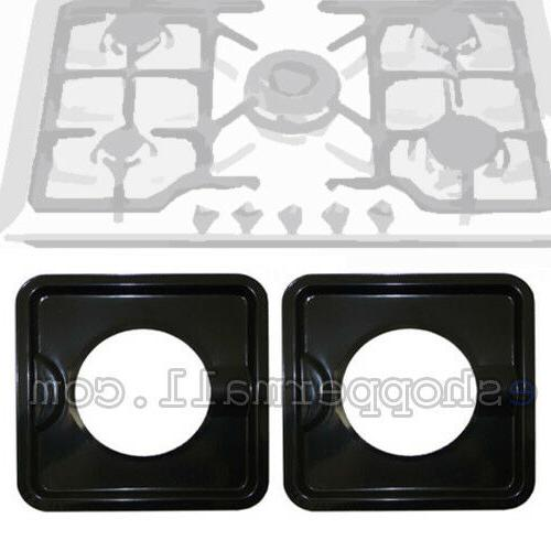 HEAVY GAS BURNER BIB COVERS