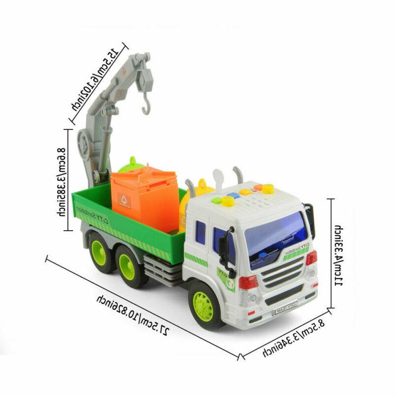Heavy Duty Lorry Lights&Sound Toys