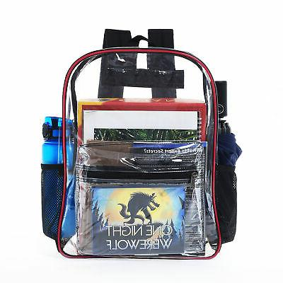 Heavy Duty Backpack Through Book-bag