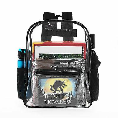 Heavy Duty Backpack See Through