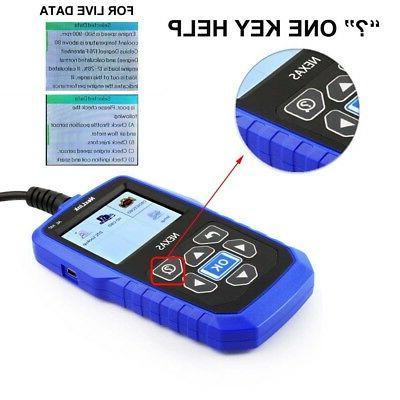 Diagnostic Scanner OBD2 HD NL102