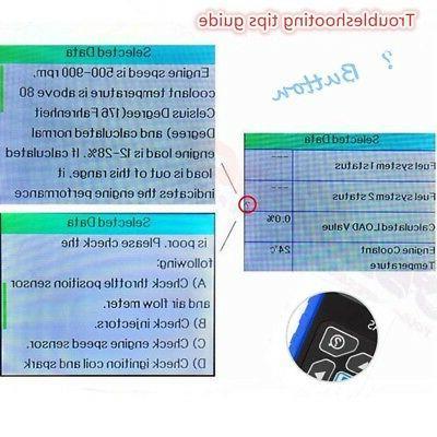 Heavy Duty Truck Diagnostic Scanner OBD2 HD Code Reader NL102