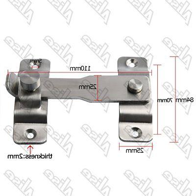Alise Heavy Latch Latches Bar Latch Door with Fixed