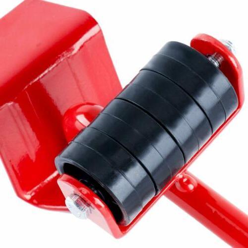 Heavy Hand Tool Set Mover Lifter Slides Wheel