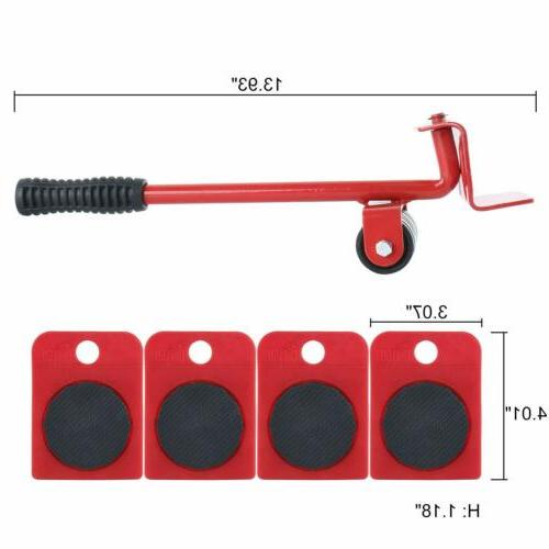 Heavy Furniture Lifter Hand Transport Mover