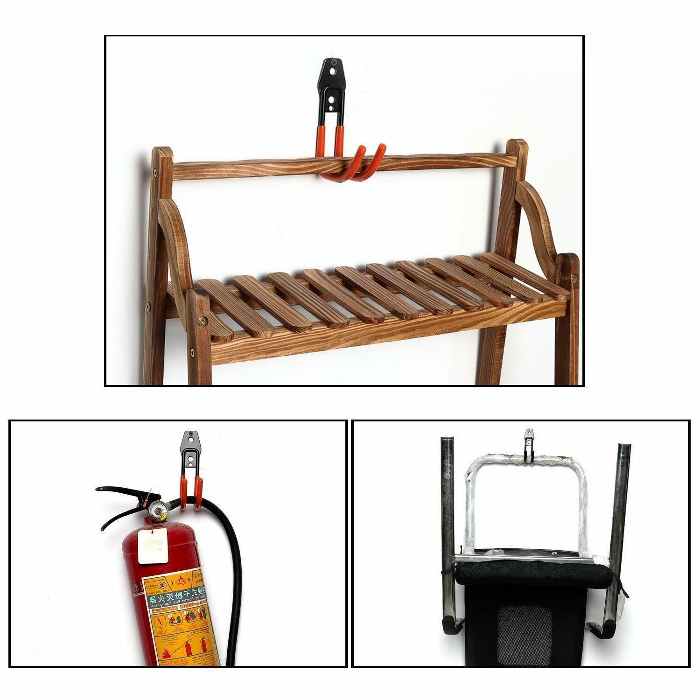 Heavy Duty Garage Storage Utility Hooks & Tools, Garage