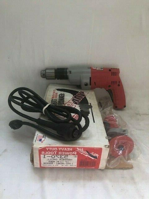 heavy duty hammer drill 1 2 magnum