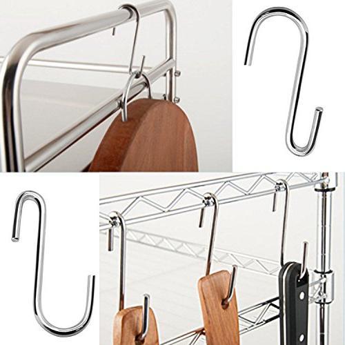 Duty Pan Pot Hanging Hooks Utensils Bags