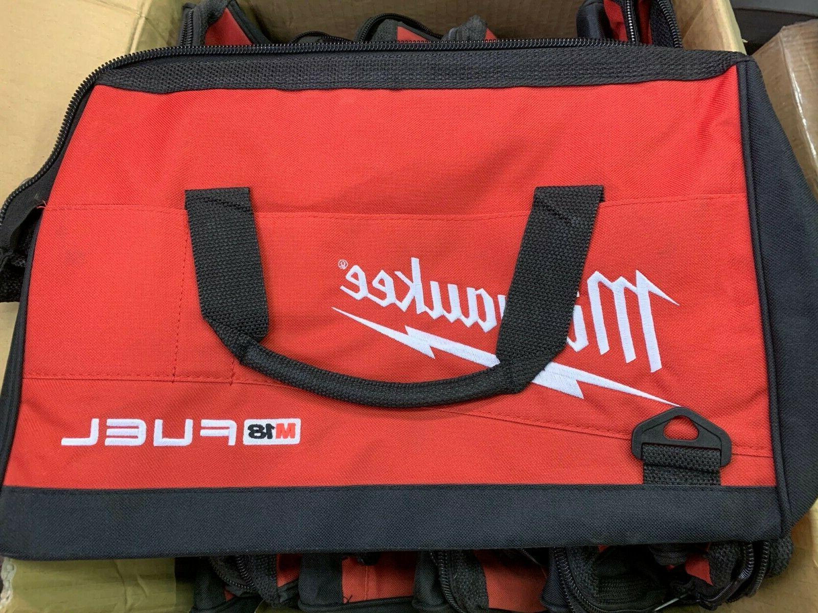 heavy duty m18 fuel tool bag fits