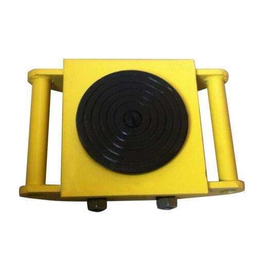 Heavy Skate Machinery Mover Cargo 6Ton 13200lb
