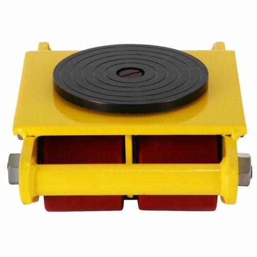 Heavy Skate Machinery Mover Cargo