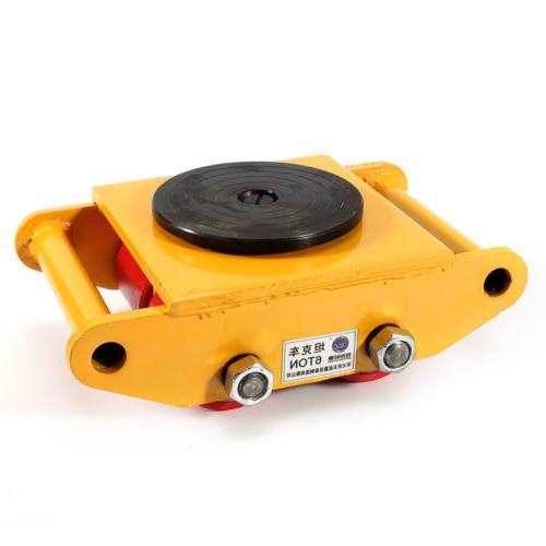 4Pcs Heavy Dolly Skate Mover Ton