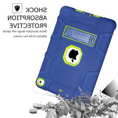 Heavy Duty Shockproof Armor For iPad