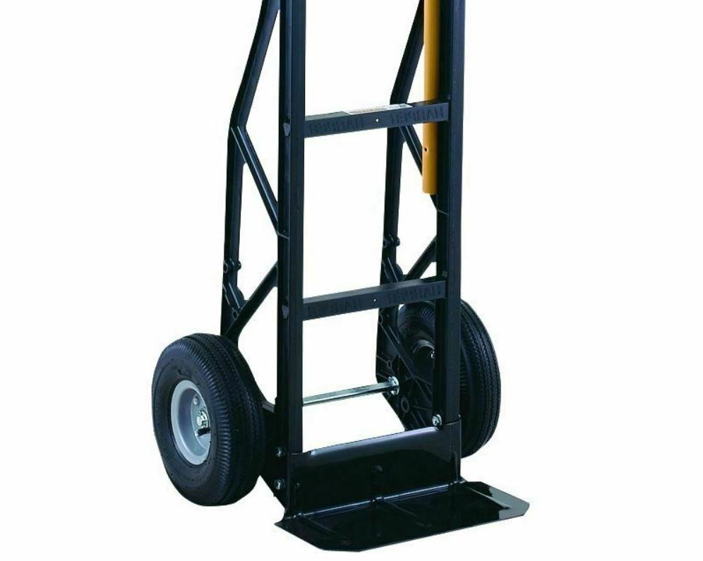 Heavy Moving Convertible Hand Climbing Warehouse Cart
