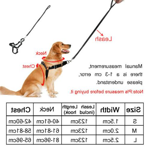 Heavy Front Leading No Harness Lead Leash