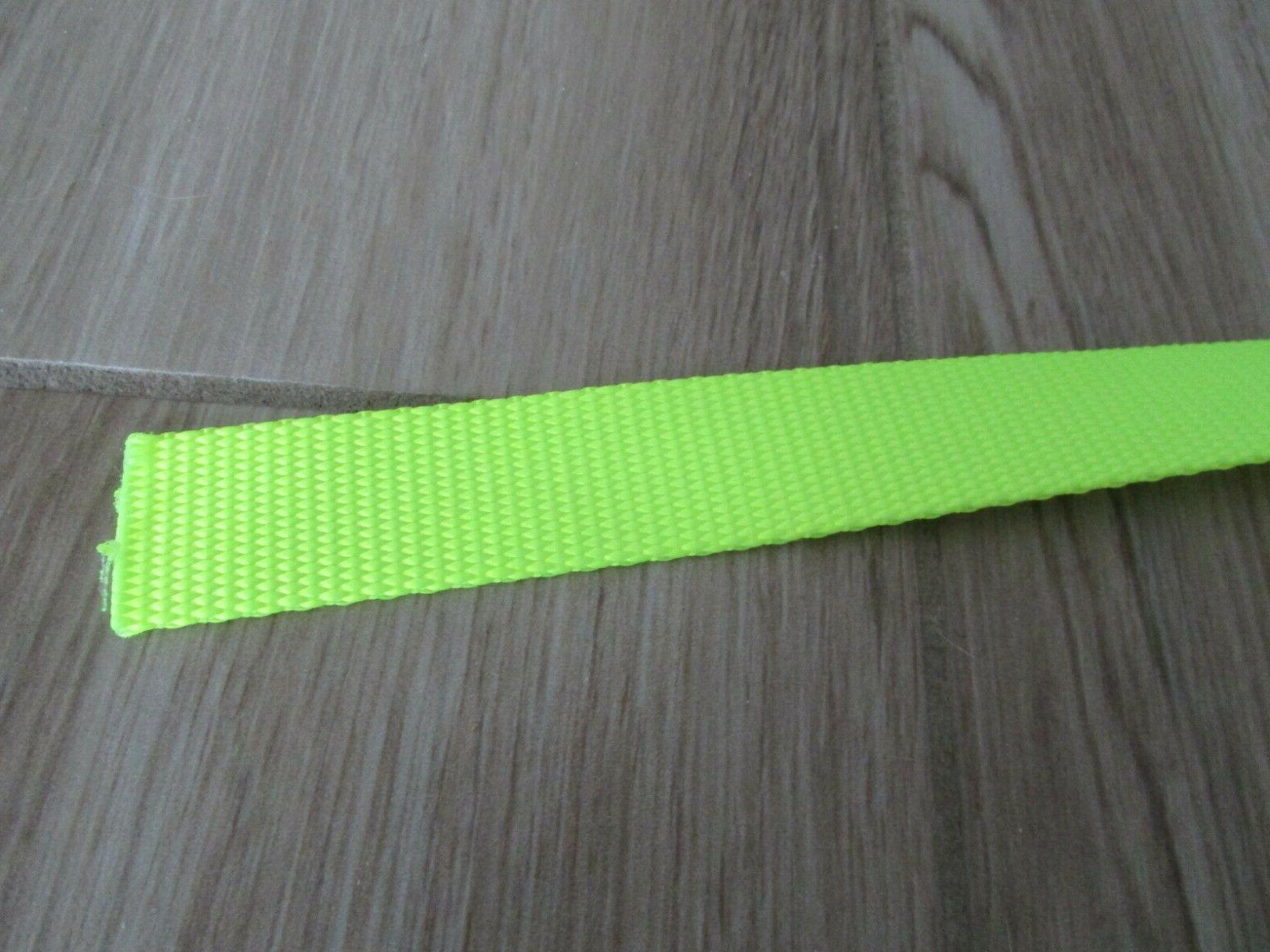 "Heavy Duty Nylon Strapping 1"" Wide, 5"