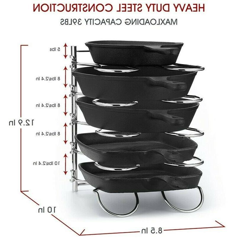 Heavy pot dividers