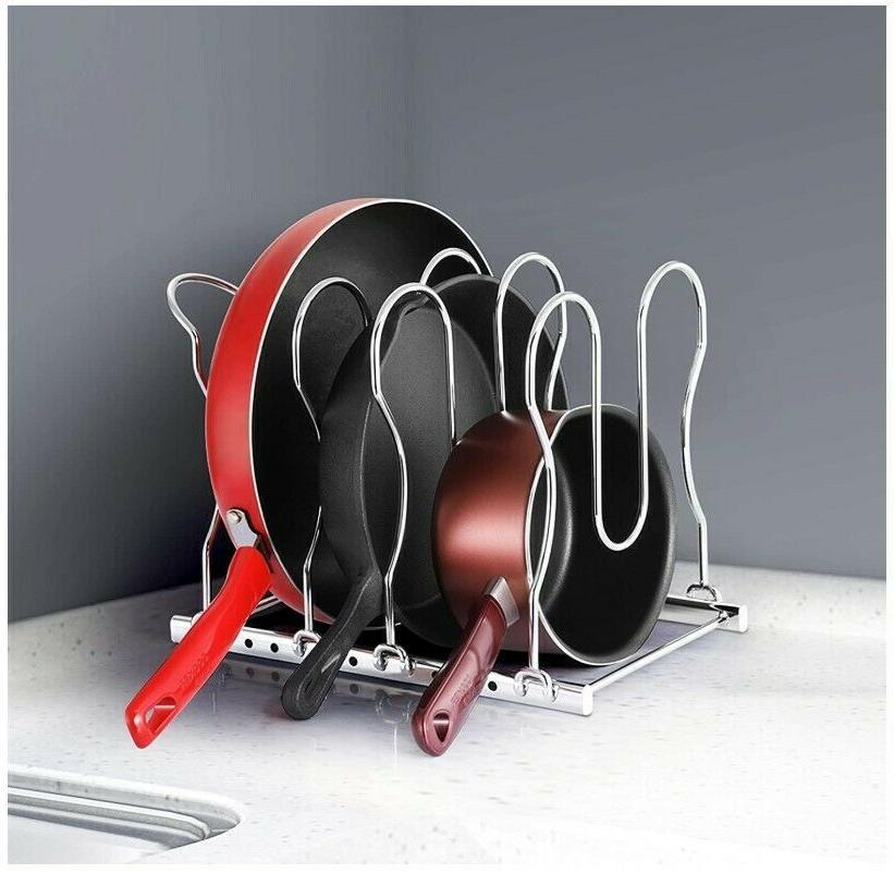 Heavy pan pot dividers