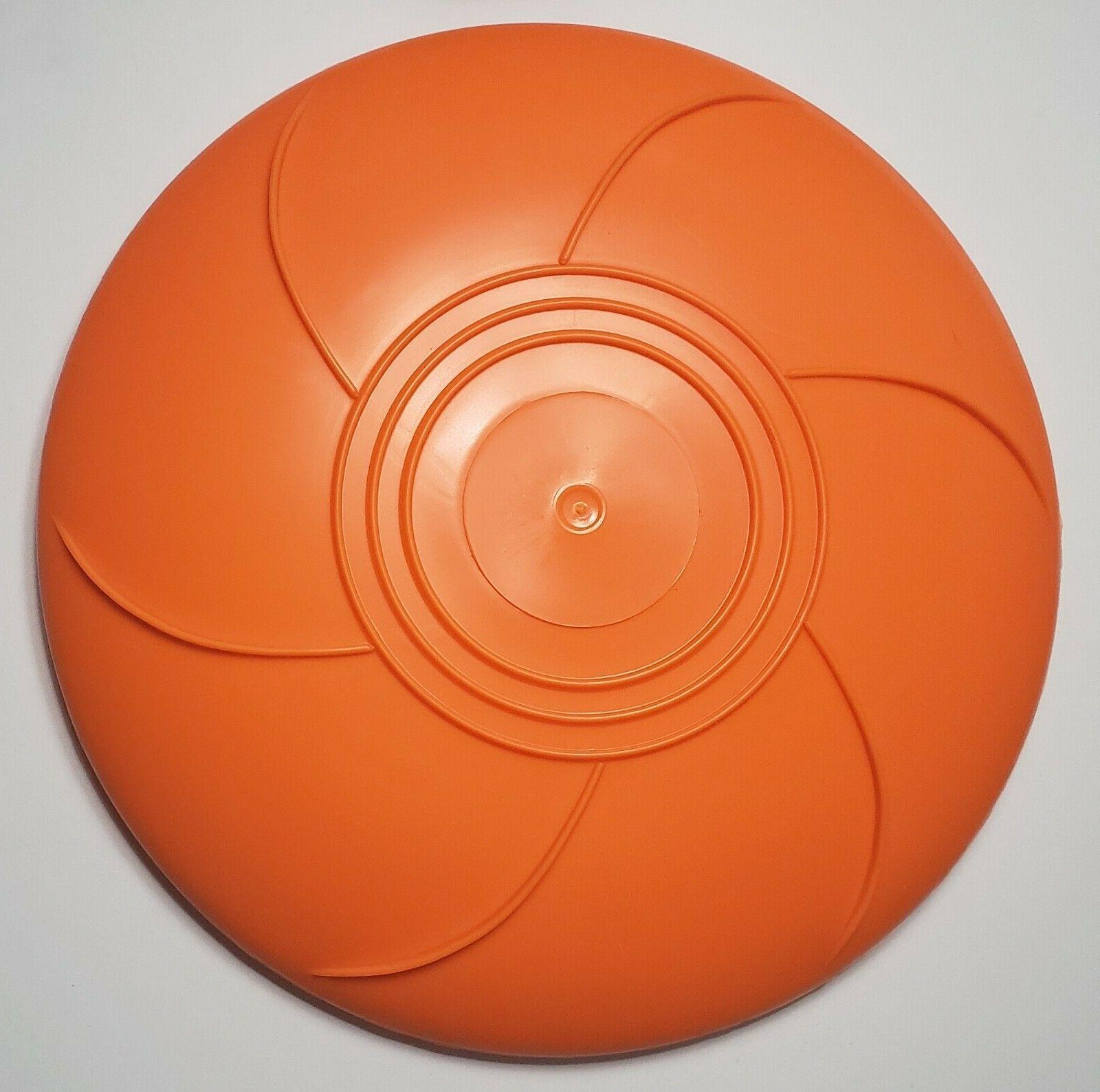 Heavy Duty Plastic Dog Frisbee