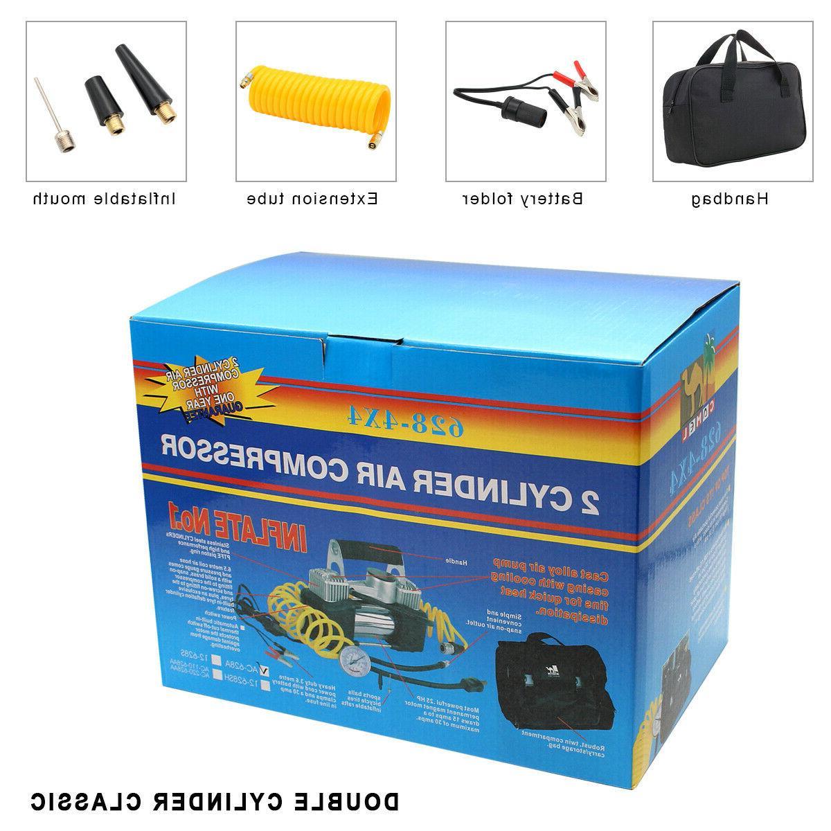 HEAVY Portable Compressor Pump Inflator