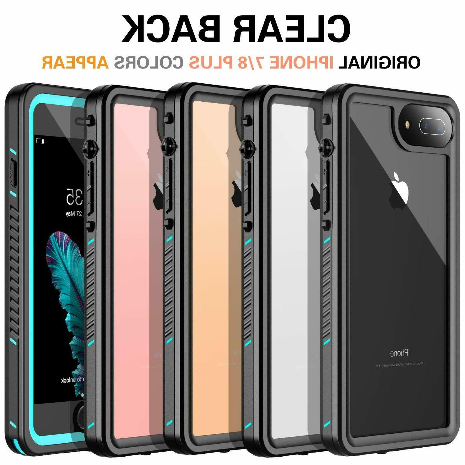 Heavy Duty Protection iPhone Plus Shockproof