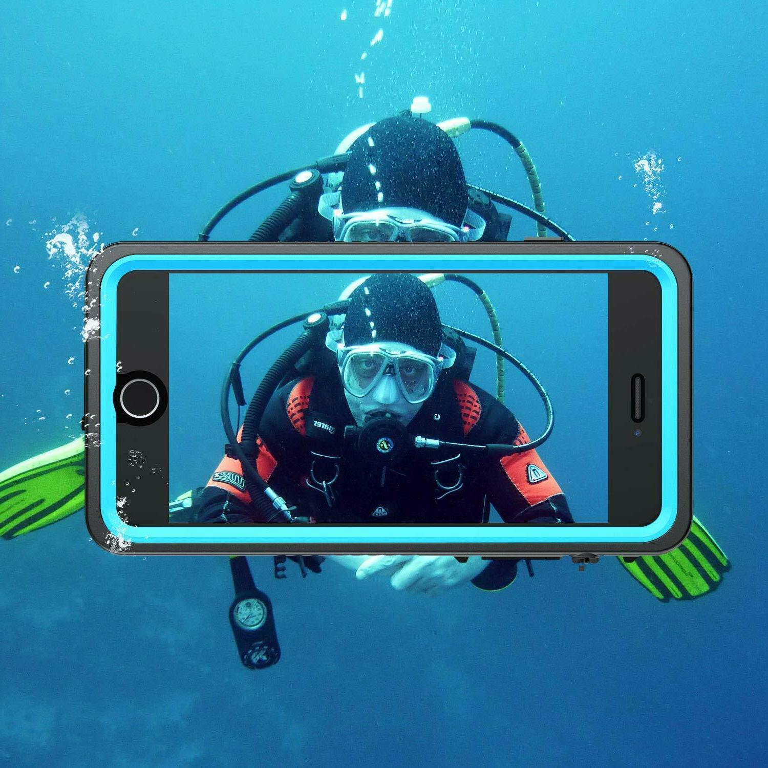 Heavy iPhone 7 8 Plus Case Waterproof